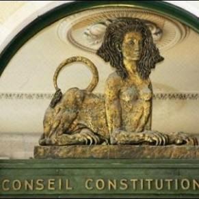 Le Conseil constitutionnel va devoir se prononcer sur le mariage homosexuel  - France