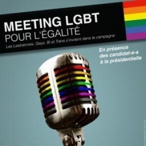 L'Inter LGBT réplique à Nicolas Sarkozy qui s'est plaint du mauvais accueil réservé à son représentant au Meeting pour l'Egalité