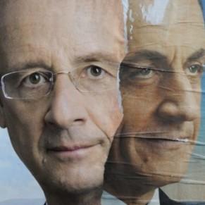 Hollande en position favorable dans son match contre Sarkozy sur fond de percée du FN