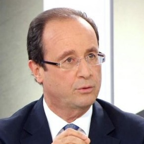 Hollande re�oit des repr�sentants de la lutte anti-sida avant la conf�rence de Washington  - Elys�e
