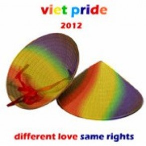 Premire gay pride dimanche  Hano - Vietnam