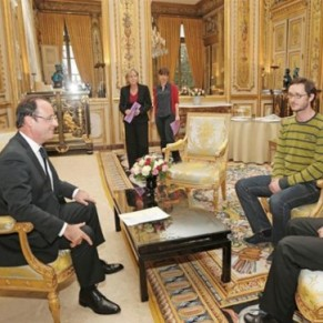 L'Inter-LGBT rassurée par Hollande sur la question de la liberté de conscience des maires - Mariage homo