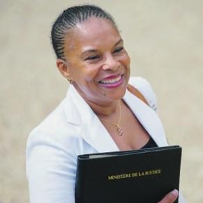 Christiane Taubira, un électron libre devenu pilier du gouvernement