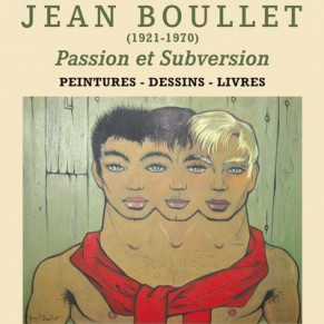 Jean Boullet, passion et subversion - Dessin érotique