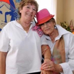 Après 43 ans de vie commune, Monique et Geneviève se sont mariées - Cahors