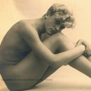 Les Nus masculins du 19e et 20e à la Galerie du Jour - Expo