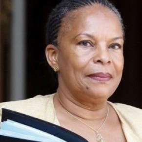 Taubira se félicite de la décision du Conseil  constitutionnel sur la clause de conscience