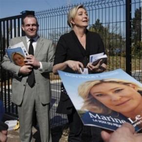 Deux cadres du FN font interdire un livre pour atteinte à la vie privée