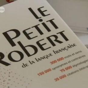 Entrée des mots <I>lesbophobie</I> et <I>transphobie</I> dans le Petit Robert - Dictionnaire