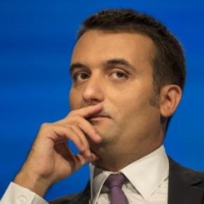 Closer révèle l'homosexualité du vice-président du Front National Florian Philippot