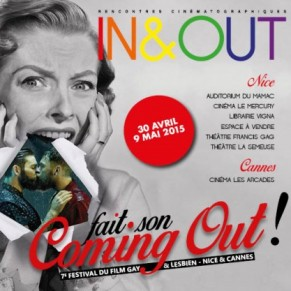 Le festival In & Out fait son coming out - Nice / Cannes