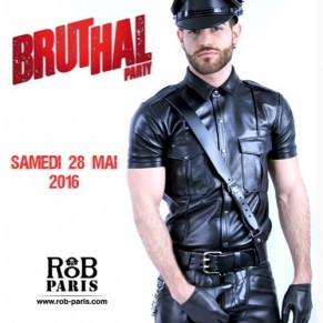 La Bruthal Party dévoile son dispositif pour l'édition 2016 - Paris Fetish # 3
