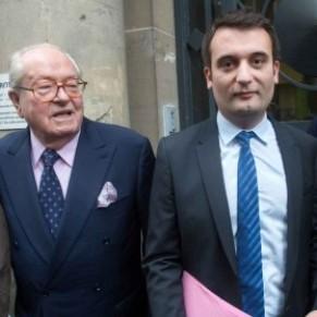 Florian Philippot navré par les blagues homophobes de Jean-Marie Le Pen