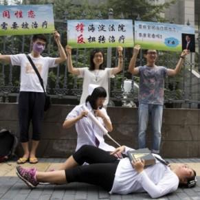 Un hôpital condamné pour une <I>cure</I> anti-homosexualité - Chine