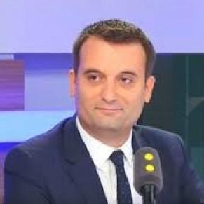 Florian Philippot prétend que son homosexualité n'est pas un problème au sein de son parti