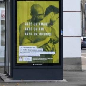 Les associations LGBT dénoncent l'homophobie des maires  - Affiches de prévention censurées
