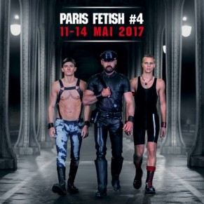 L'édition 2017 de Paris Fetish arrive - Agenda