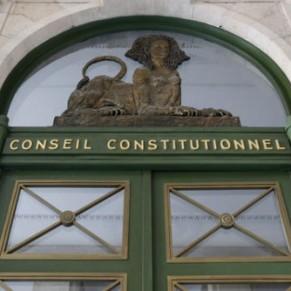 Le Conseil constitutionnel supprime la peine d'inéligibilité pour homophobie - Loi de moralisation