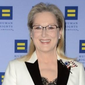 <I>Trump nous rappelle à quel point la liberté est fragile</I> - Meryl Streep aux LGBT