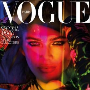 Mannequin transgenre à la une: une invitation à aller au-delà du glamour