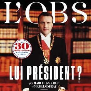 Emmanuel Macron légitime la Manif pour tous dans un entretien à L'Obs