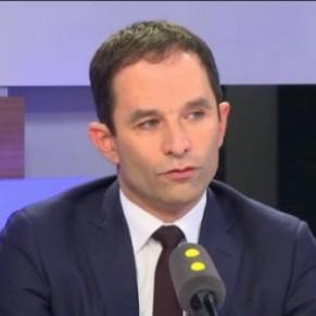 Hamon désavoue Macron à propos du mariage pour tous - Présidentielle