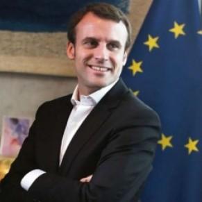 Macron se pose en défenseur de la communauté homosexuelle