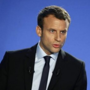 <I>Si j'avais été homosexuel, je le dirais et je le vivrais</I> - Emmanuel Macron