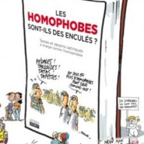 SOS s'explique sur son soutien au livre <I>Les homophobes sont-ils des enculés ?</I> - Controverse