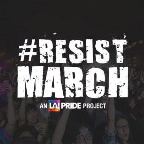 La Gay Pride de Los Angeles transformée en marche de résistance contre Trump - Etats-Unis