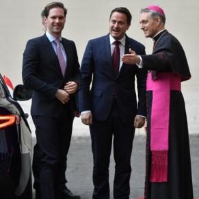 Le Vatican a accueilli le Premier ministre luxembourgeois et son mari lors d'une réception - Eglise catholique