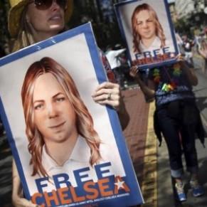 Chelsea Manning remercie Obama à quelques jours de sa libération - WikiLeaks / Transgenre