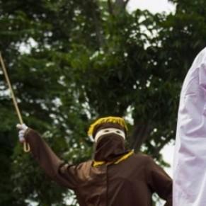 Une peine de 80 coups de canne requise contre deux homosexuels  - Indonésie
