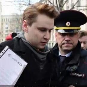 5 militants LGBT arrêtés à Moscou - Homosexuels en Tchétchénie