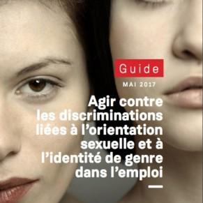 Un guide pratique du Défenseur des droits pour prévenir l'homophobie au travail