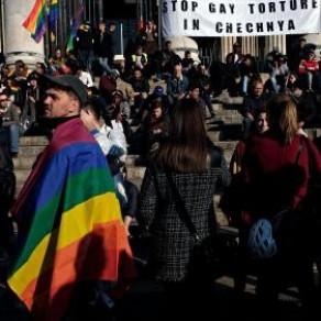 La persécution des homosexuels en Tchétchénie au coeur de la journée internationale contre l'homophobie - France