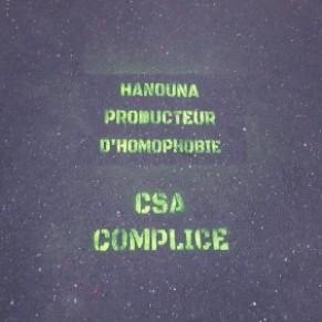 La lenteur du CSA et la réactivité des annonceurs face aux dérapages d'Hanouna  - Homophobie