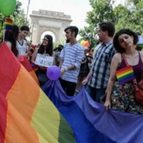 Mobilisation contre un référendum qui interdirait le mariage gay - Roumanie