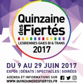 2ème édition de la Quinzaine des Fiertés LGBT de Paris - Communauté