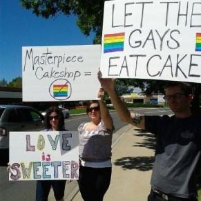 Un boulanger anti-mariage gay devant la justice américaine