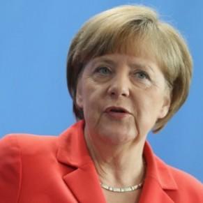 Merkel lève son opposition de principe au mariage gay