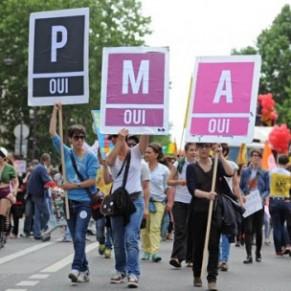 Avis favorable du Comité d'Ethique à l'ouverture de la PMA aux couples de femmes et aux femmes célibataires