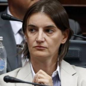Le parlement nomme Ana Brnabic, ouvertement lesbienne, Première ministre - Serbie