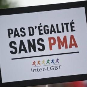 Au nom de l'égalité, des femmes réclament la PMA pour toutes en France