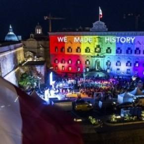 Le Parlement maltais adopte le mariage pour les couples homosexuels