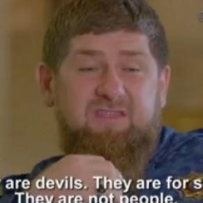 Pour le président tchétchène, <I>les gays sont le démon, ce ne sont pas des hommes</I> - Russie