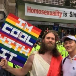 Des dizaines de milliers de personnes à la Gay Pride de Séoul - Corée du Sud