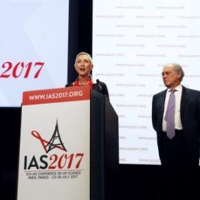 La conférence sida lance un appel au maintien de l'aide financière américaine