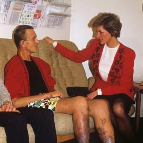 Ses deux fils entendent perpétuer la mémoire de Diana et de ses combats