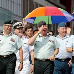 Le chef d'état-major participe à la Gay Pride d'Ottawa - Canada